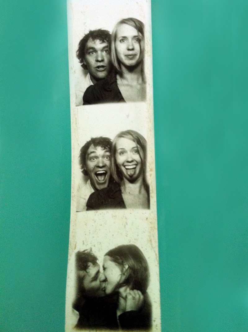 bubby's photo booth