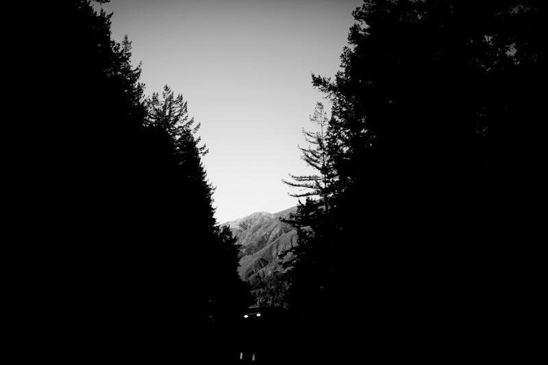 mountains california