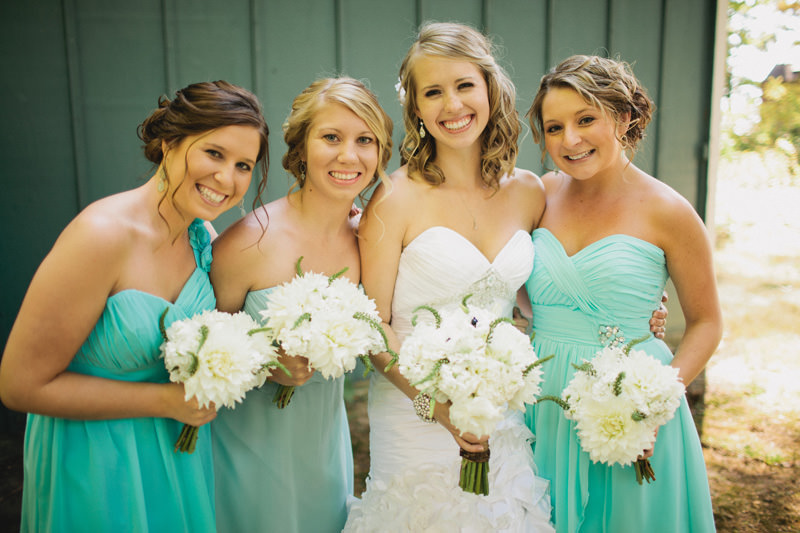 light turquoise wedding ideas