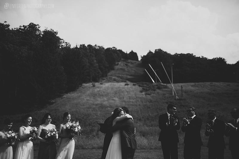 mccauley mountain wedding ceremonies