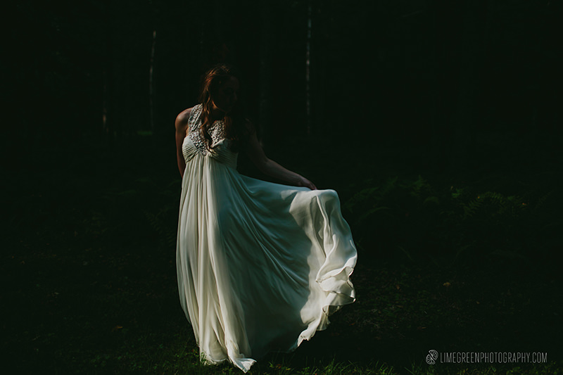 bhldn indie wedding dress