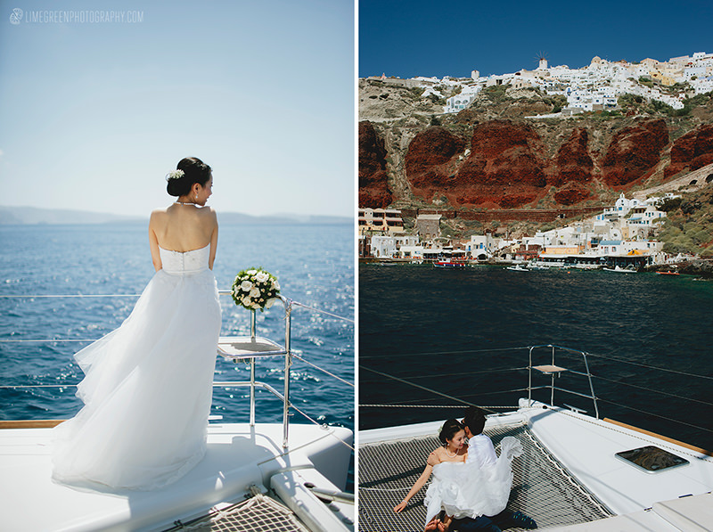 best greece wedding photographers