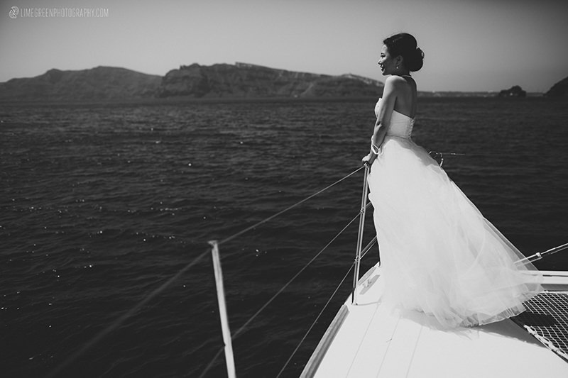 santorini greece wedding photographers