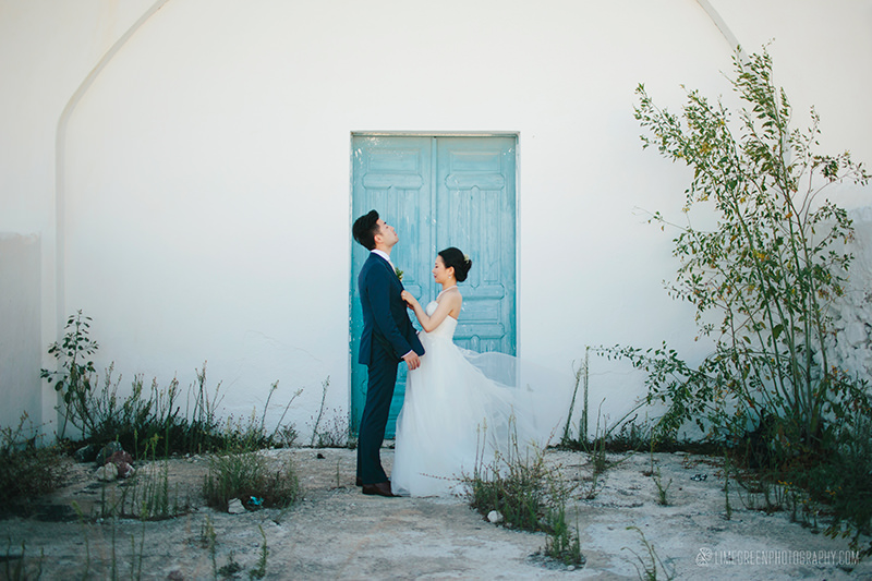 weddings in oia