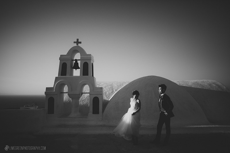 santorini wedding photographers