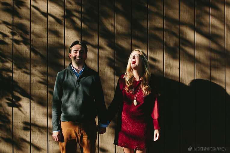 hatcher gardens engagement photos