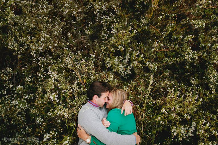 shoals preserve engagement photos