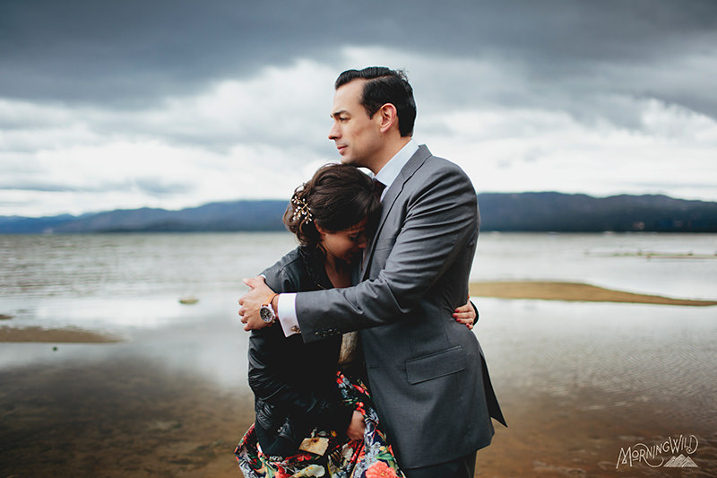 incredible lake tahoe wedding photos