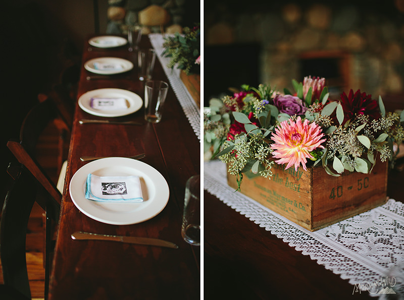 diy wedding lake tahoe