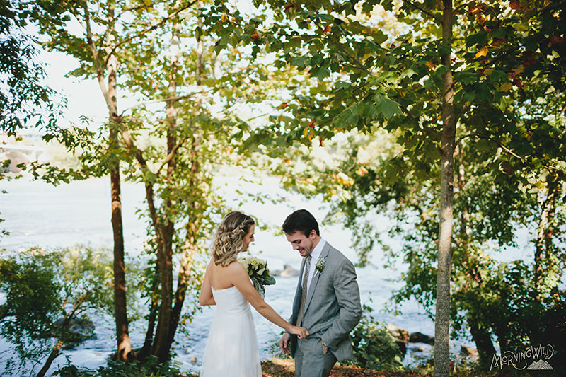 columbia stone river wedding