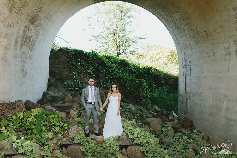 columbia river weddings