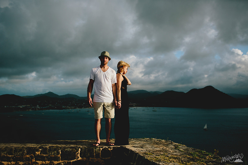 pigeon island weddings