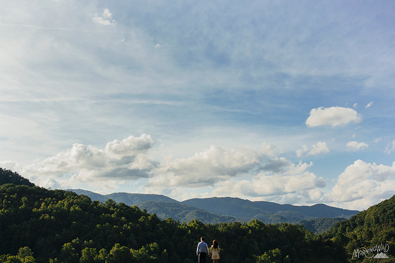 asheville flower farm wedding