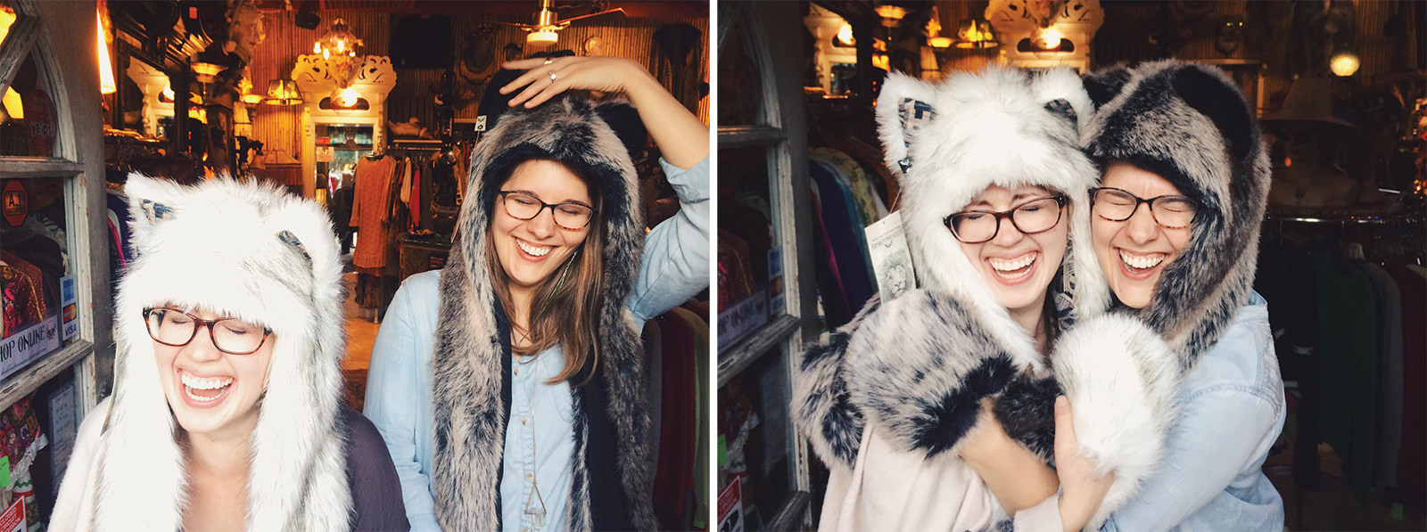 spirit animal hoods