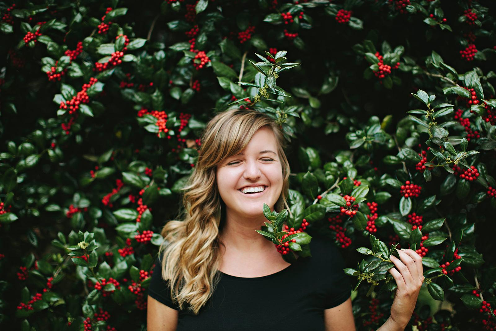 charlotte senior portraits