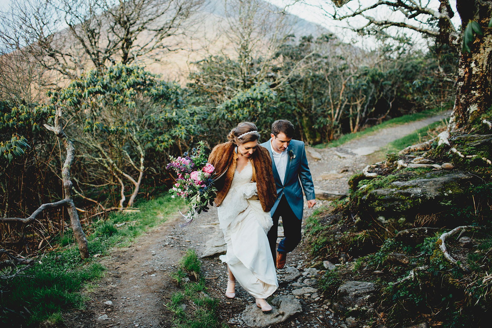 craggy garden weddings
