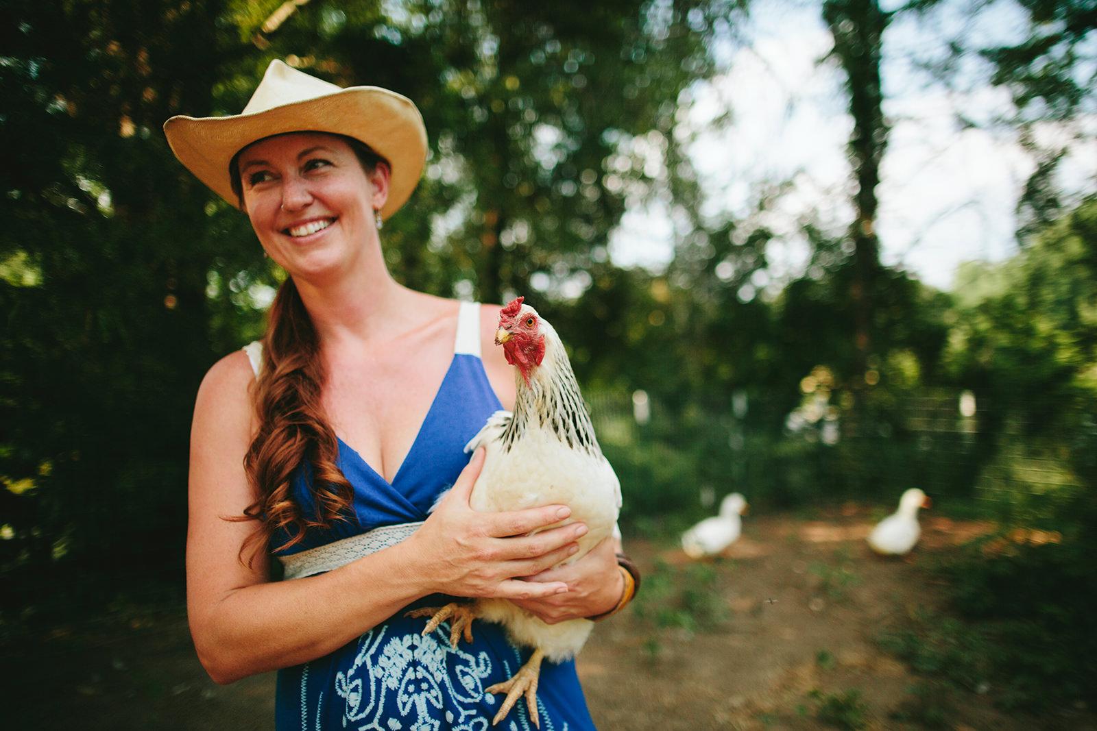 farm family photos nc