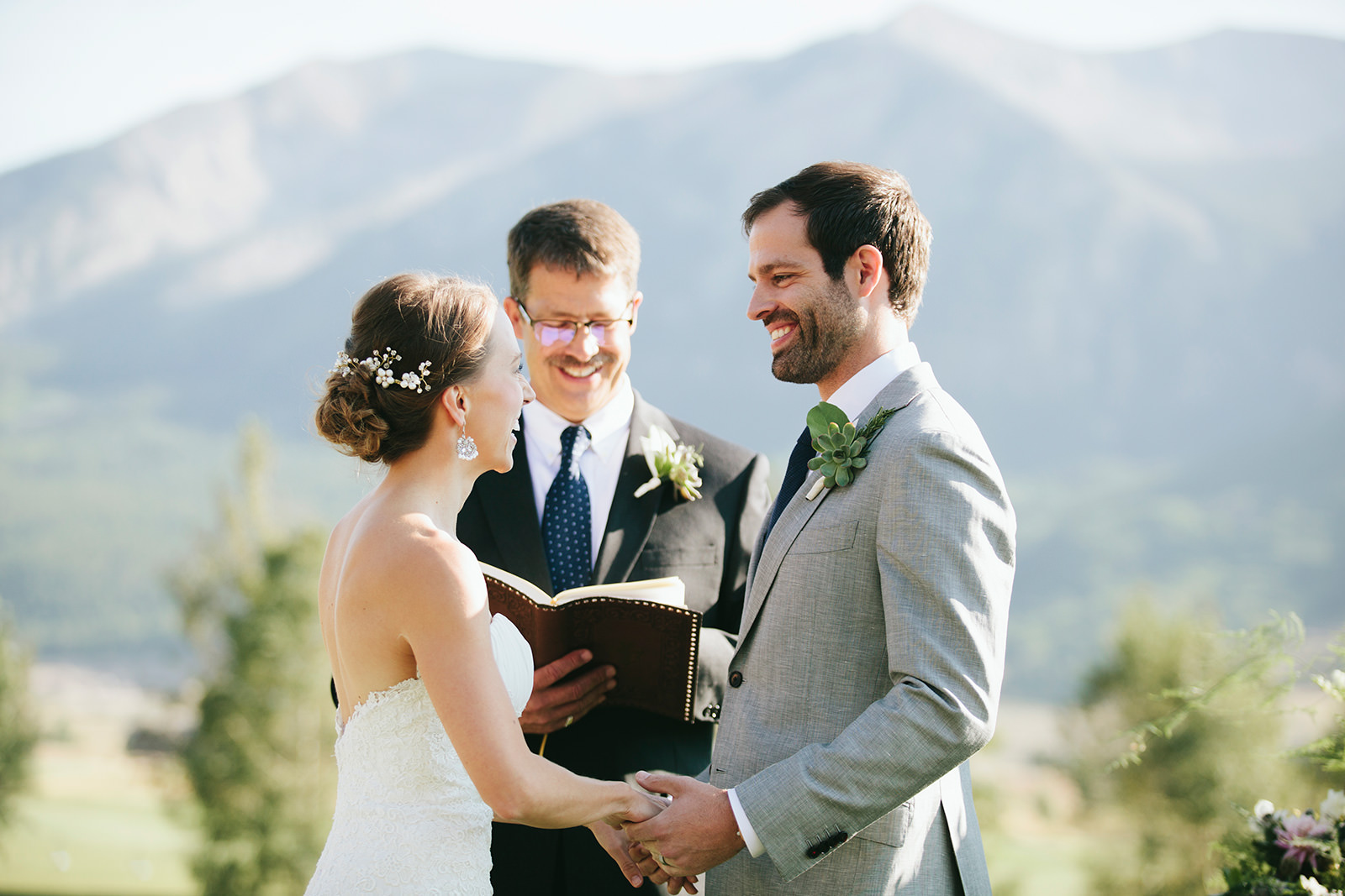 the club at crested butte weddings
