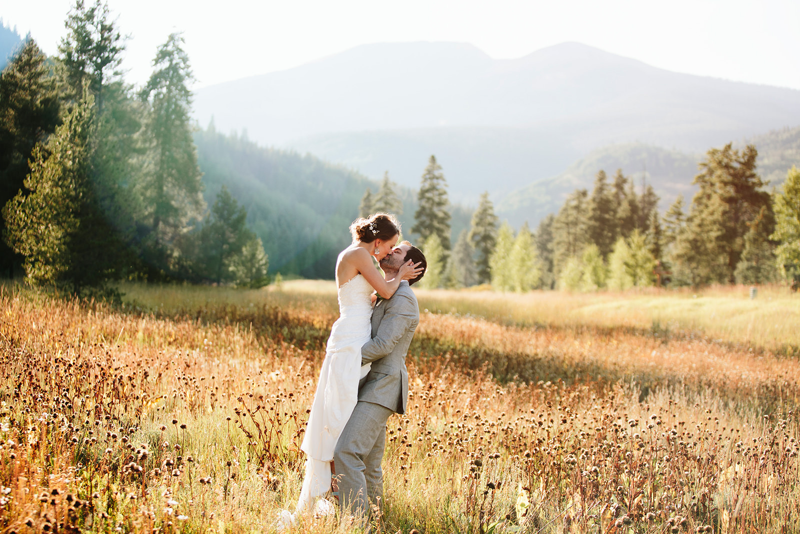 wedding photographers in crested butte