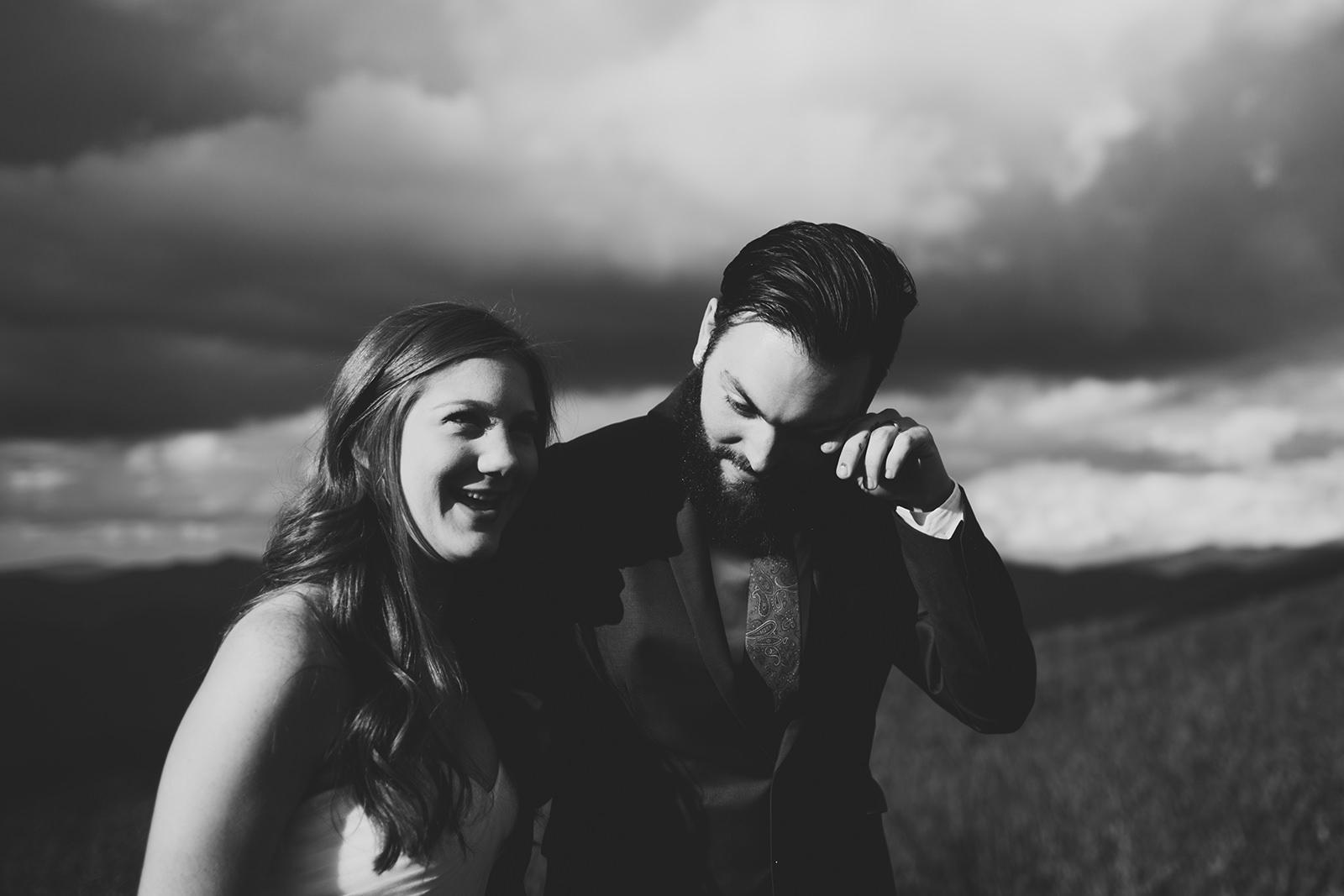 emotional wedding photographers