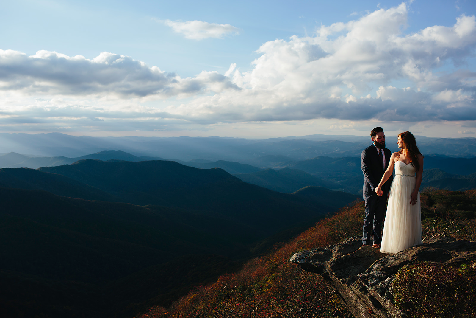 nc mountains elopement locations