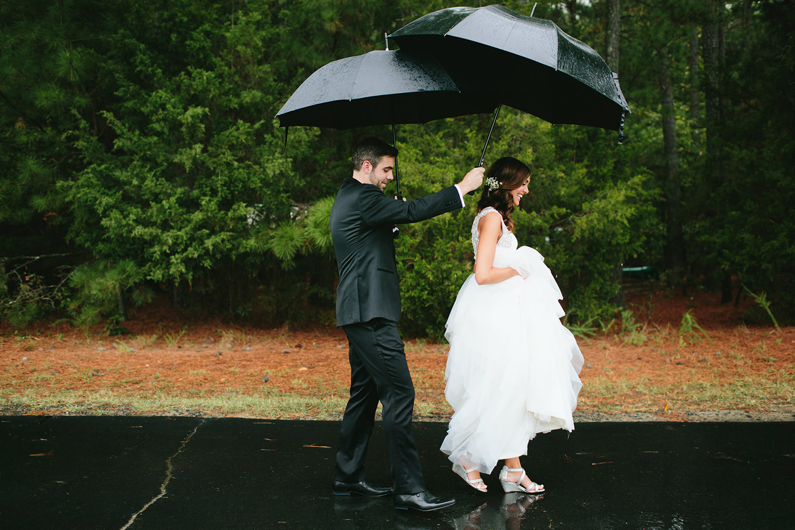 rain on your wedding