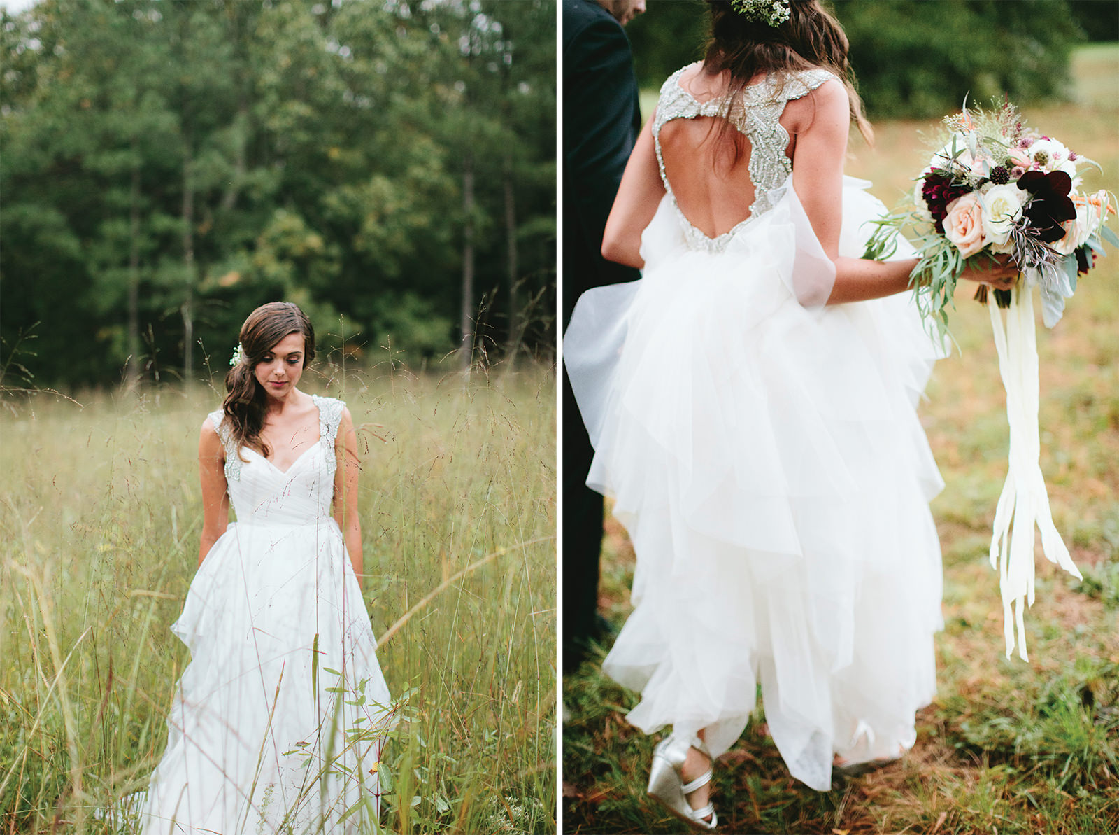 haley paige wedding dress