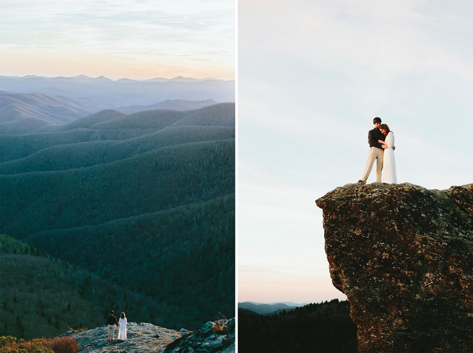 asheville mountain views
