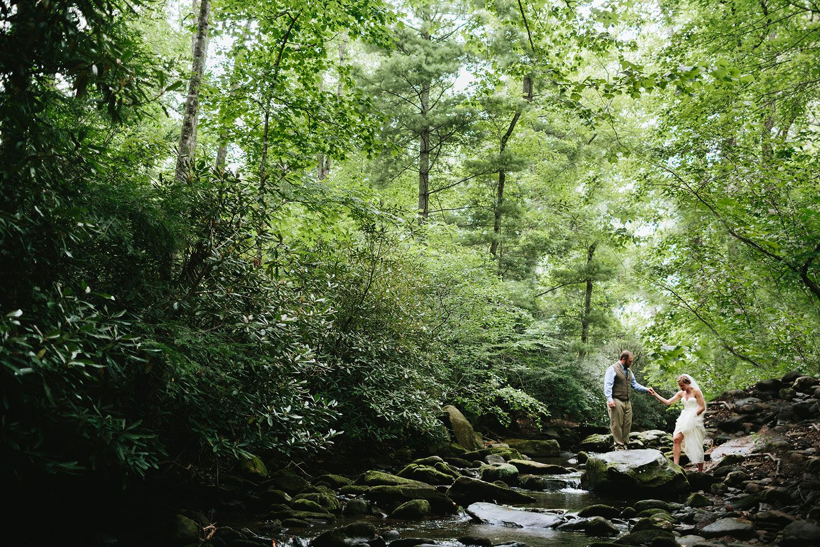 black mountain weddings