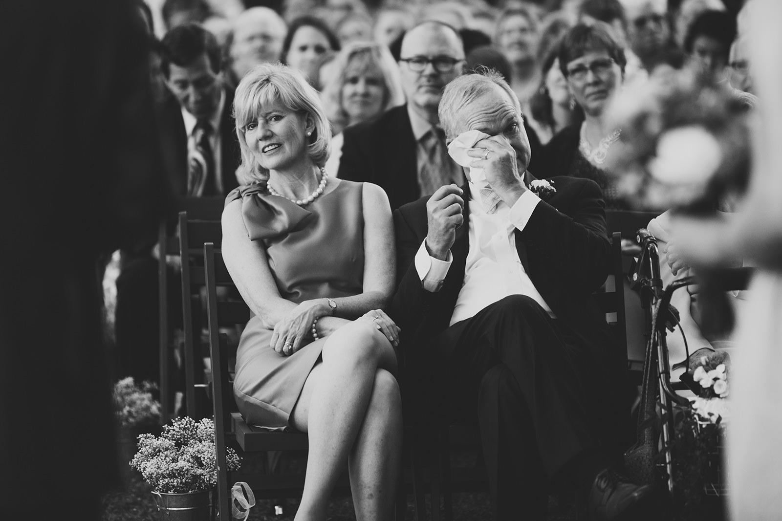 emotional dads weddings