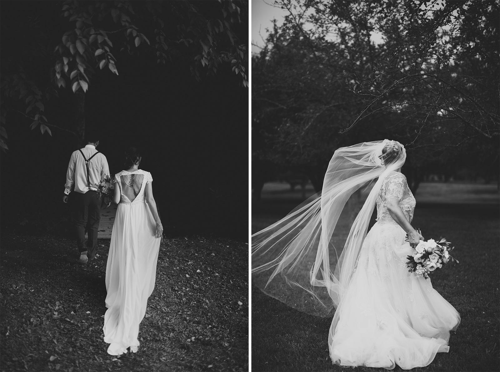 dramatic weddings asheville
