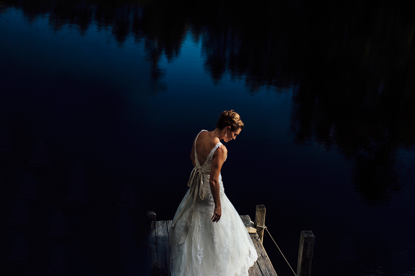 high hampton inn wedding photos