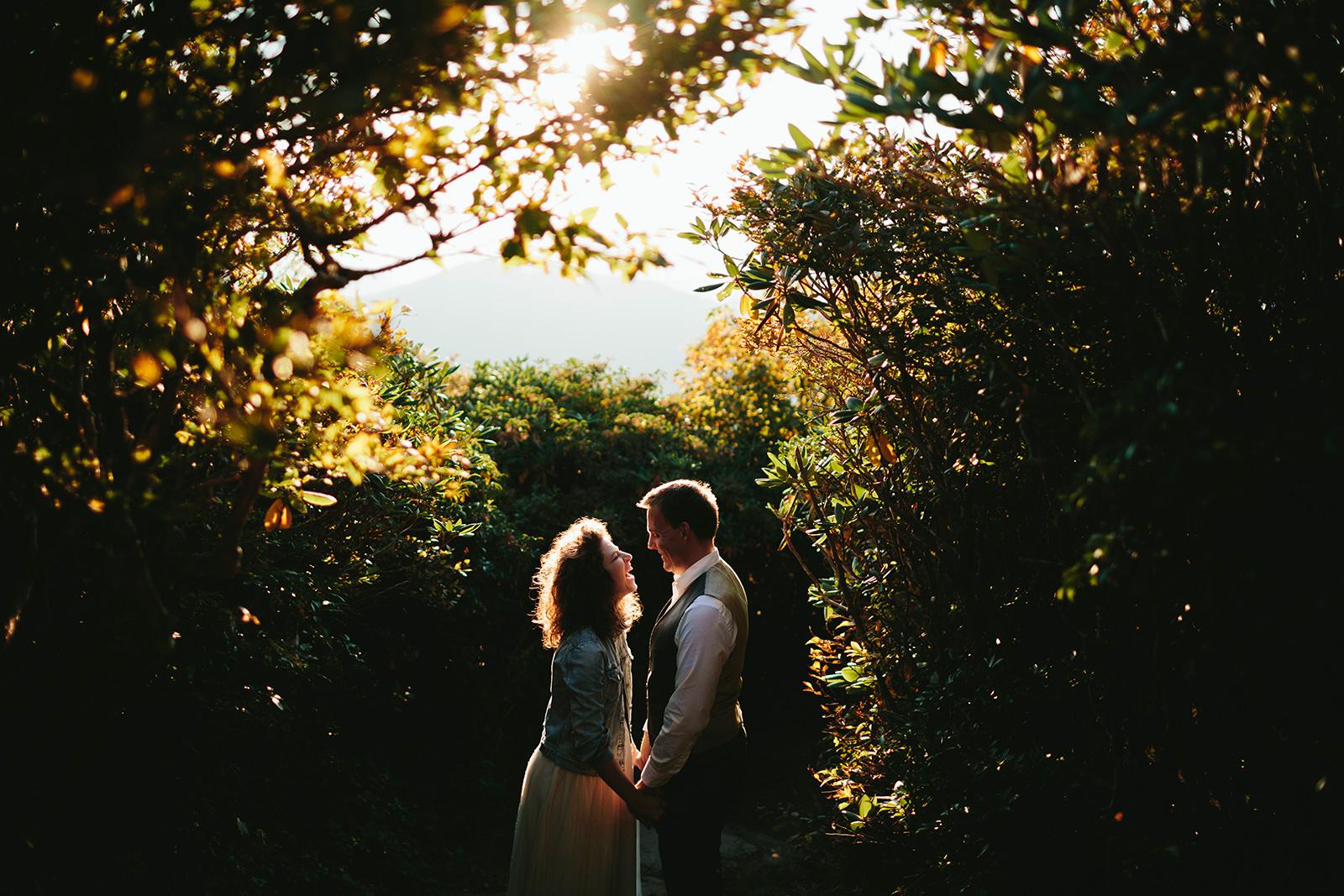 craggy gardens elopements