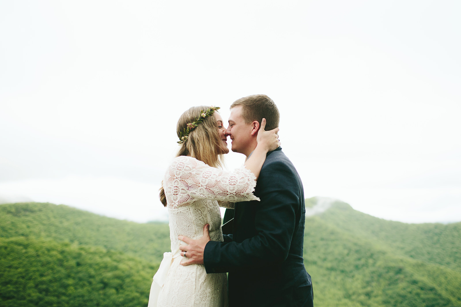 best asheville elopement photographers