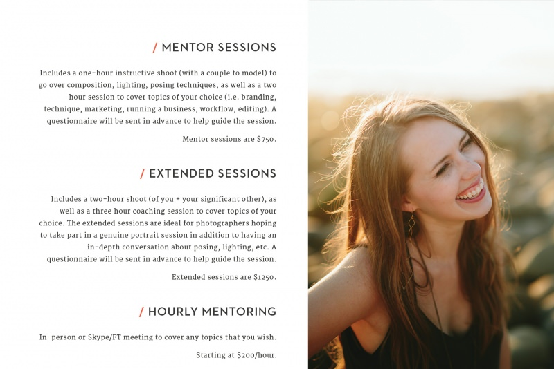 morningwild mentor sessions