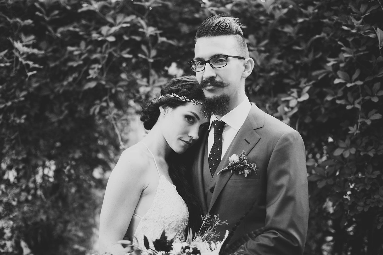 asheville boho wedding photographer