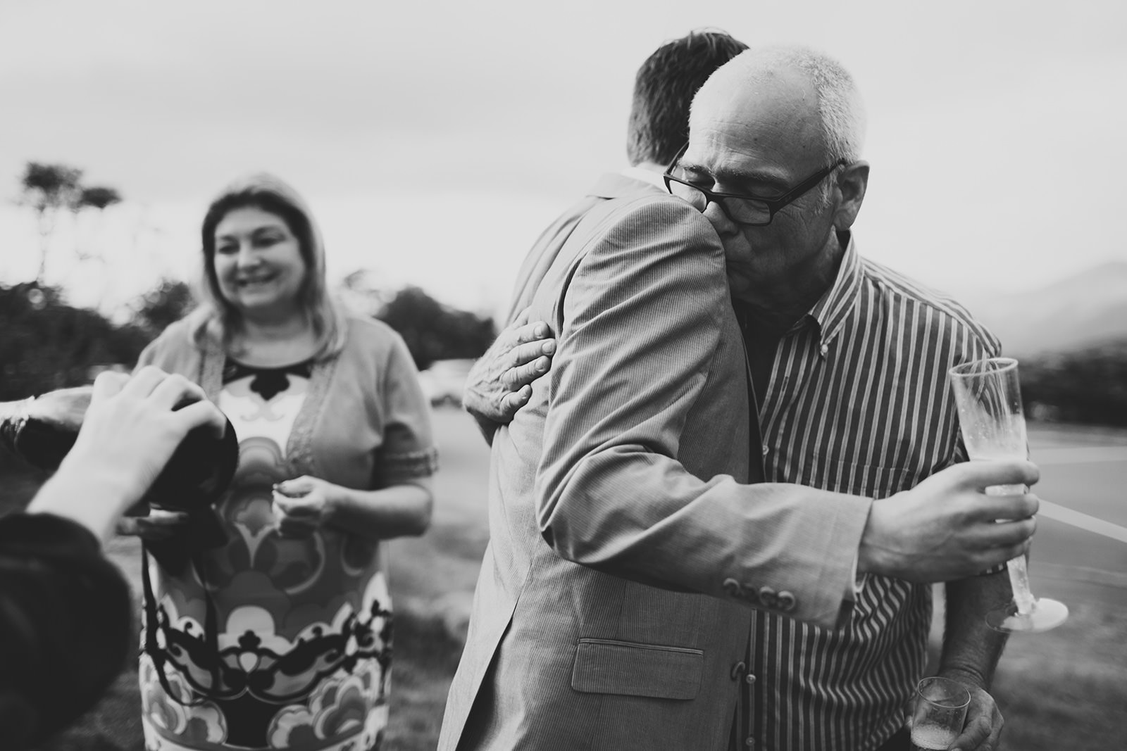 emotional elopement photography
