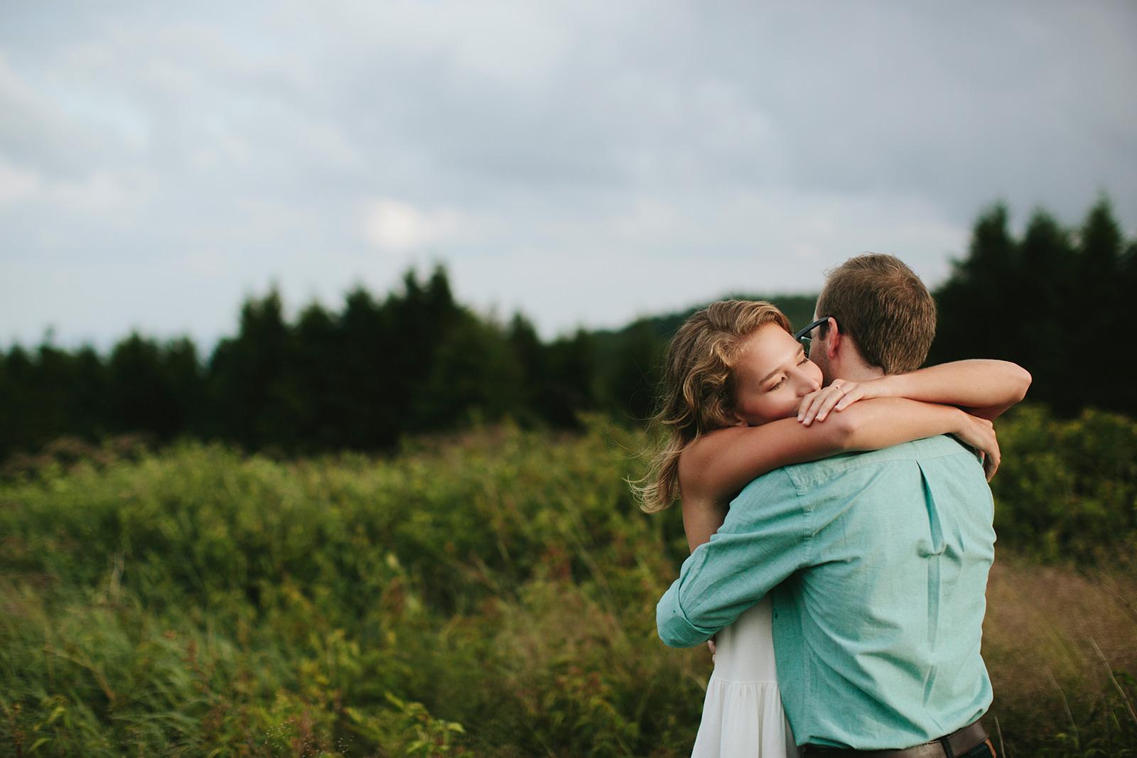 indie asheville wedding photographer