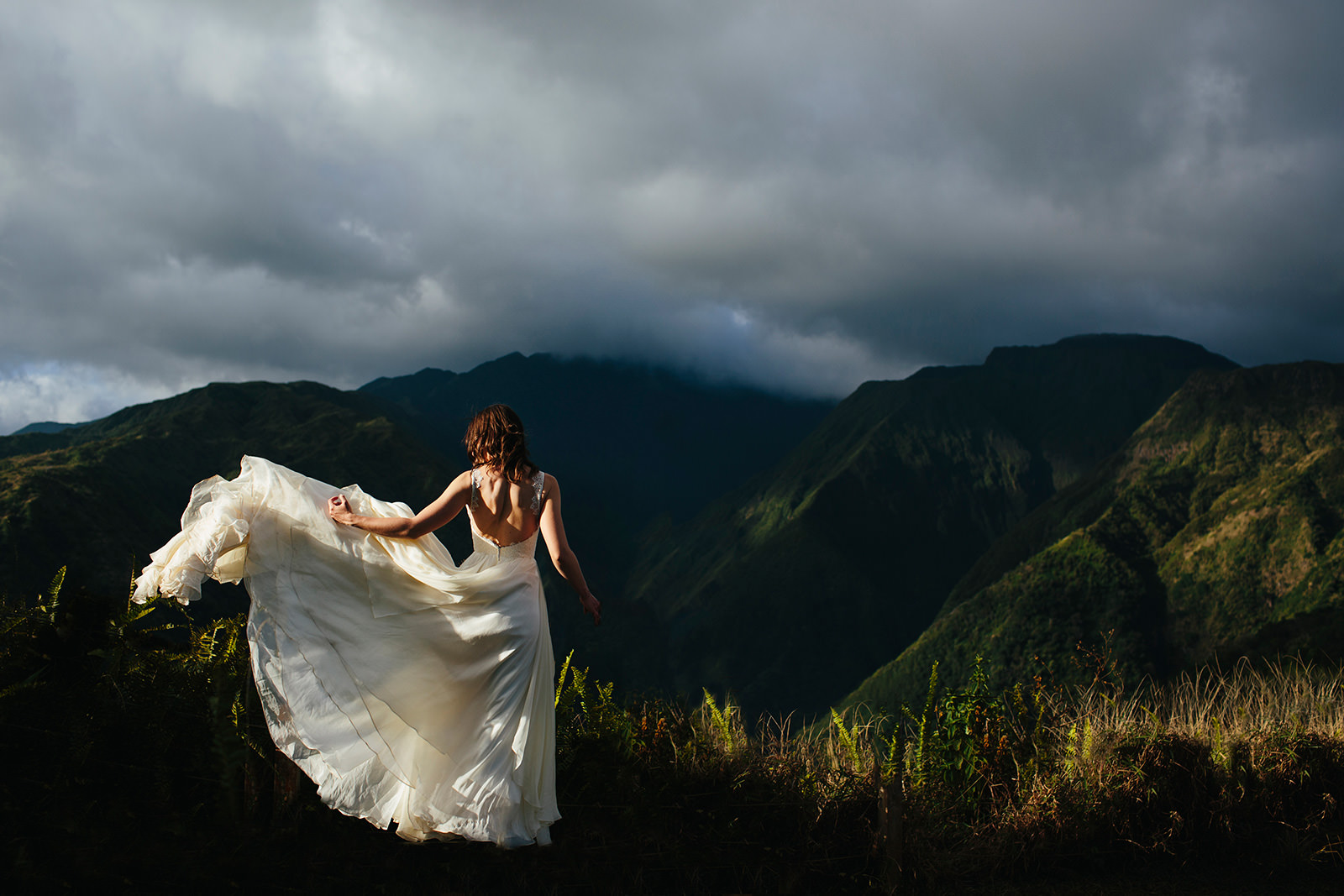 maui elopement photos