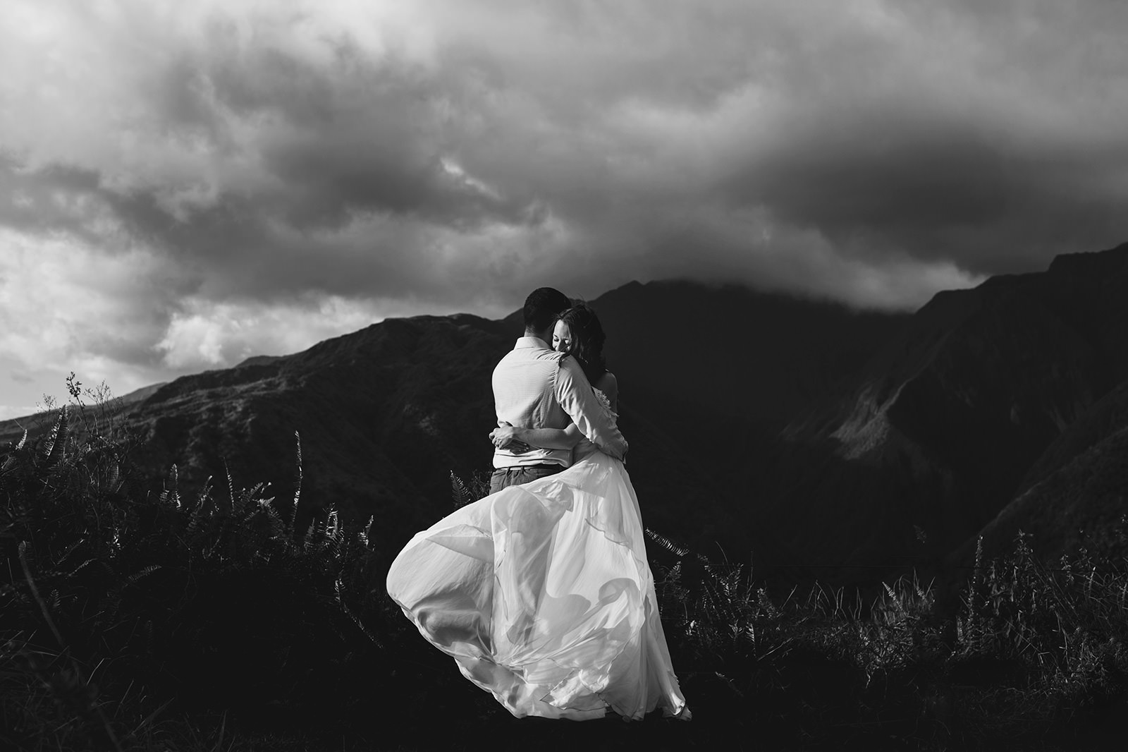 waihee ridge maui weddings