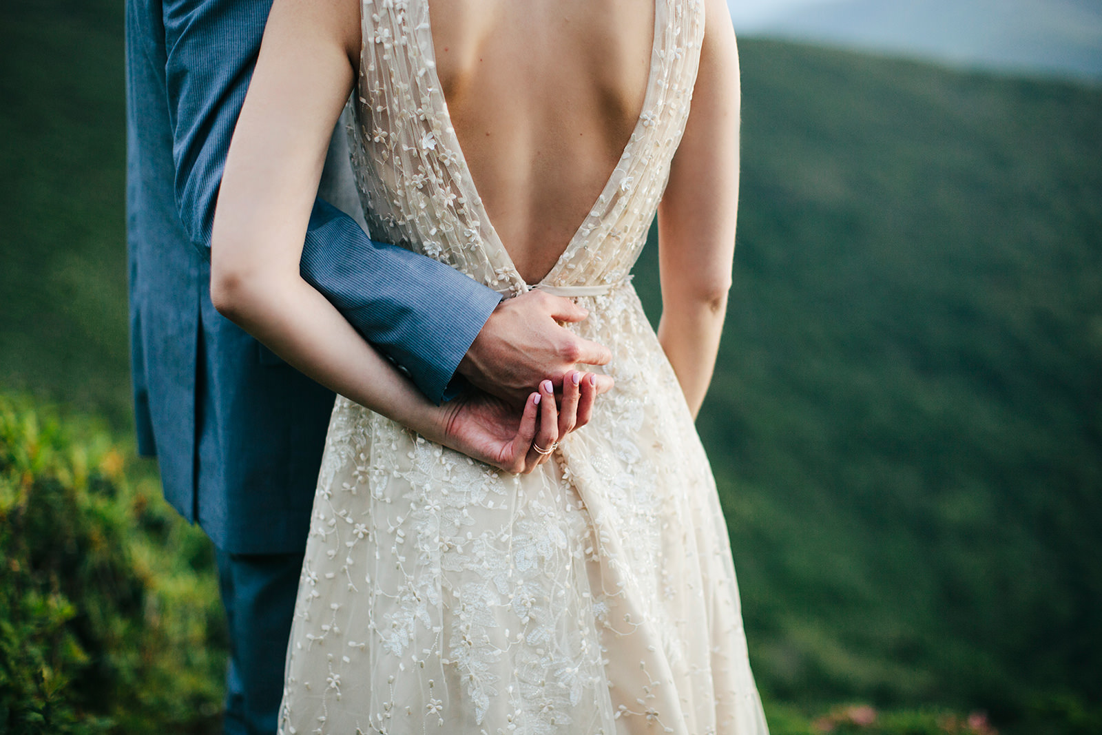 elopements in the mountains asheville