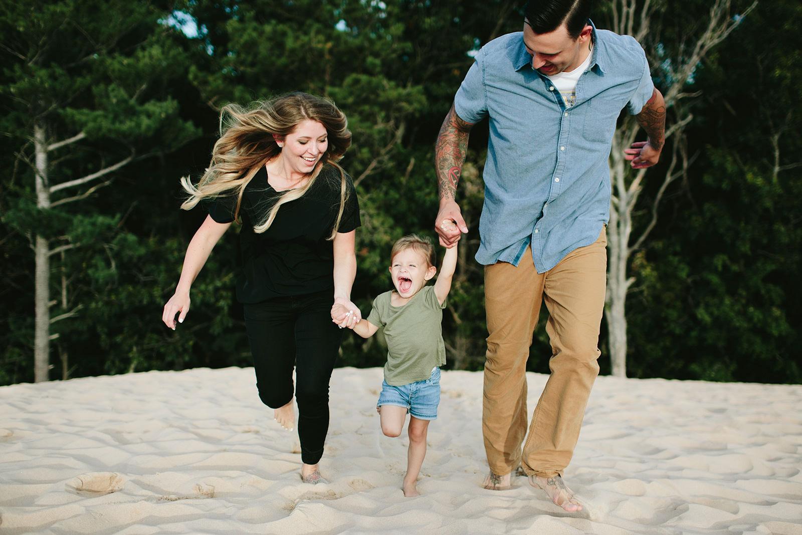 silver lake family photos