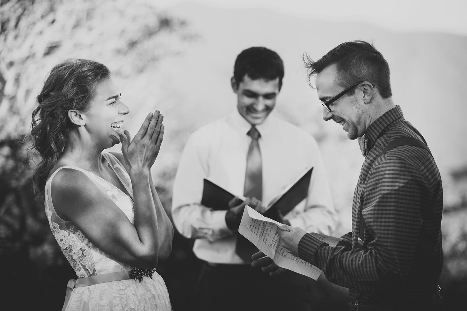 documentary elopement photographers nc