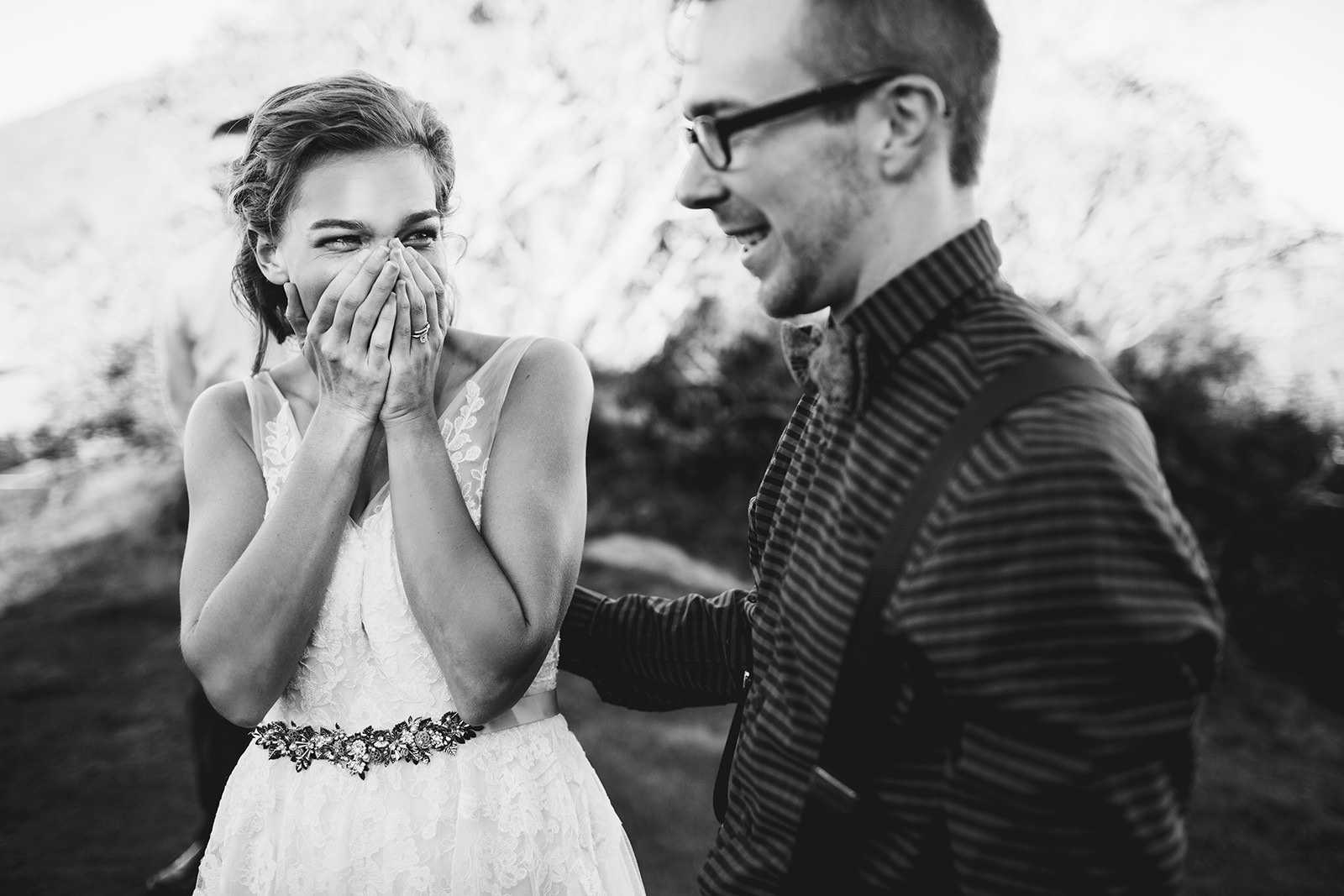 craggy gardens elopement ceremonies