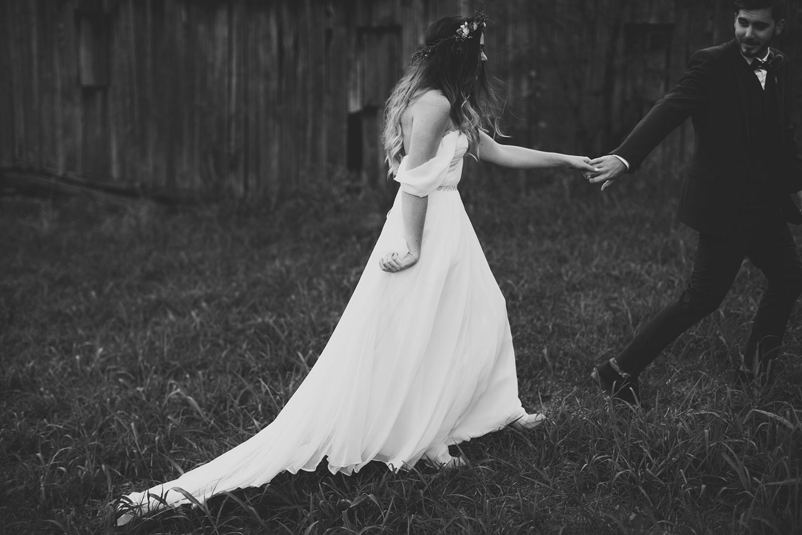 boho bridal dresses asheville