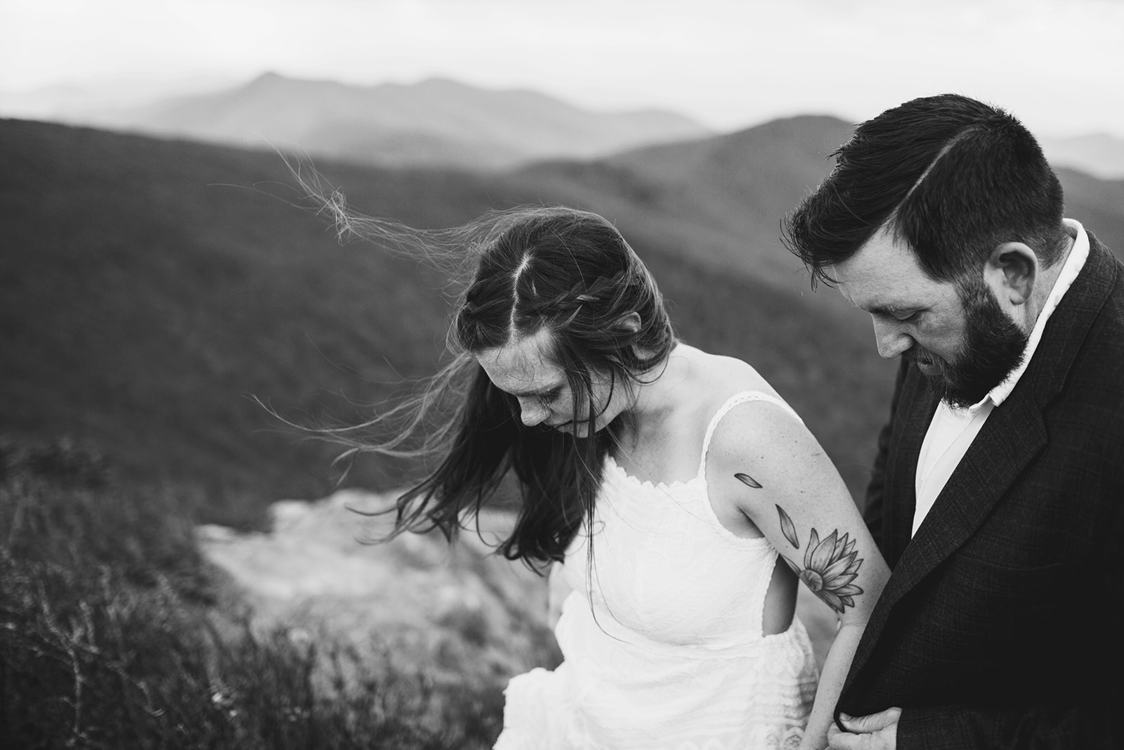 asheville elopement photographers