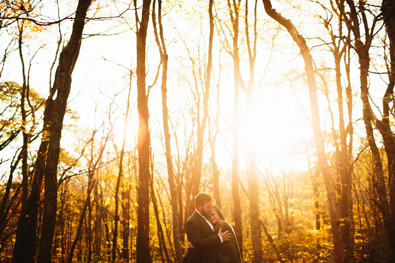 fall weddings in asheville