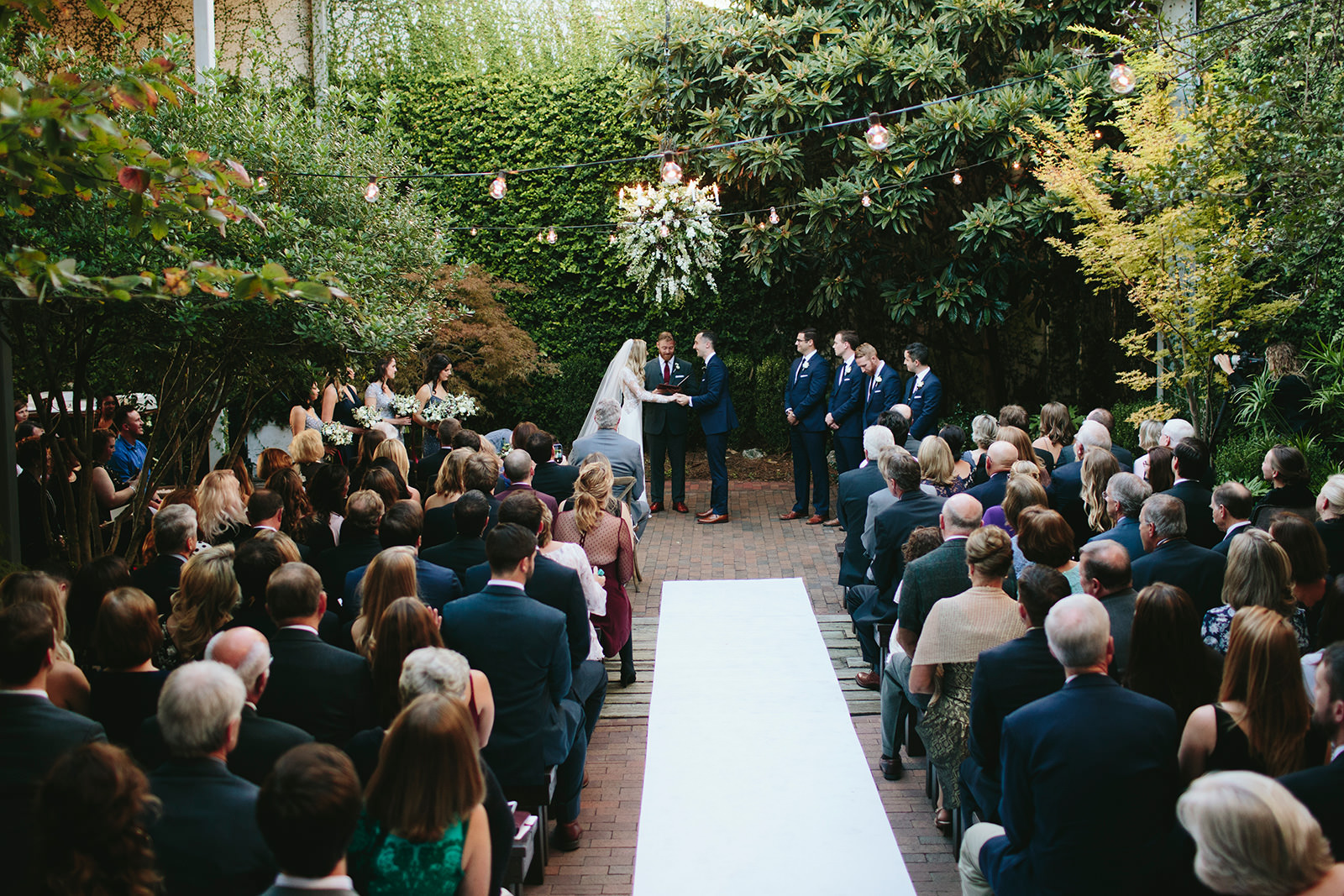 weddings at the atrium photos