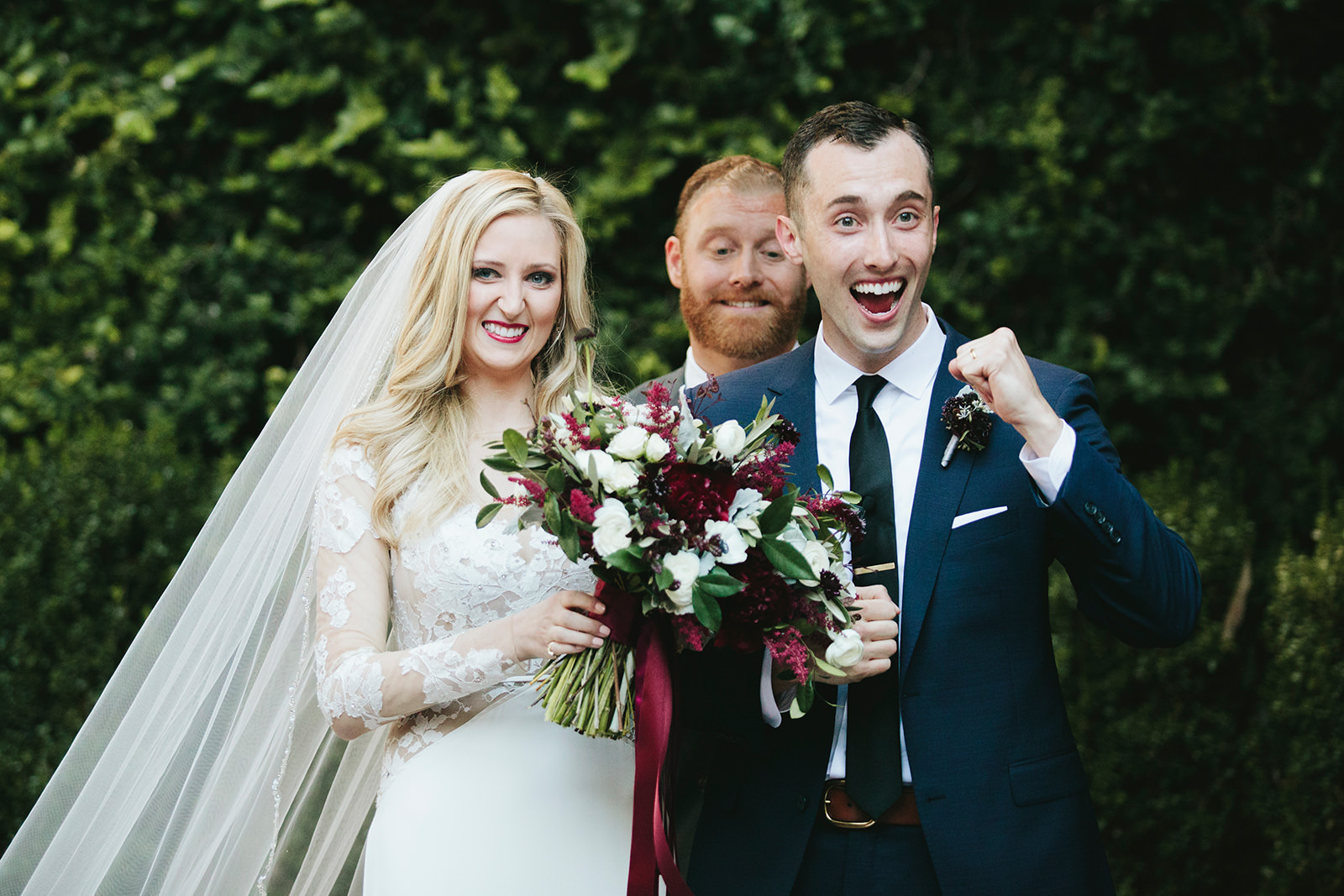 the atrium wilmington wedding photos