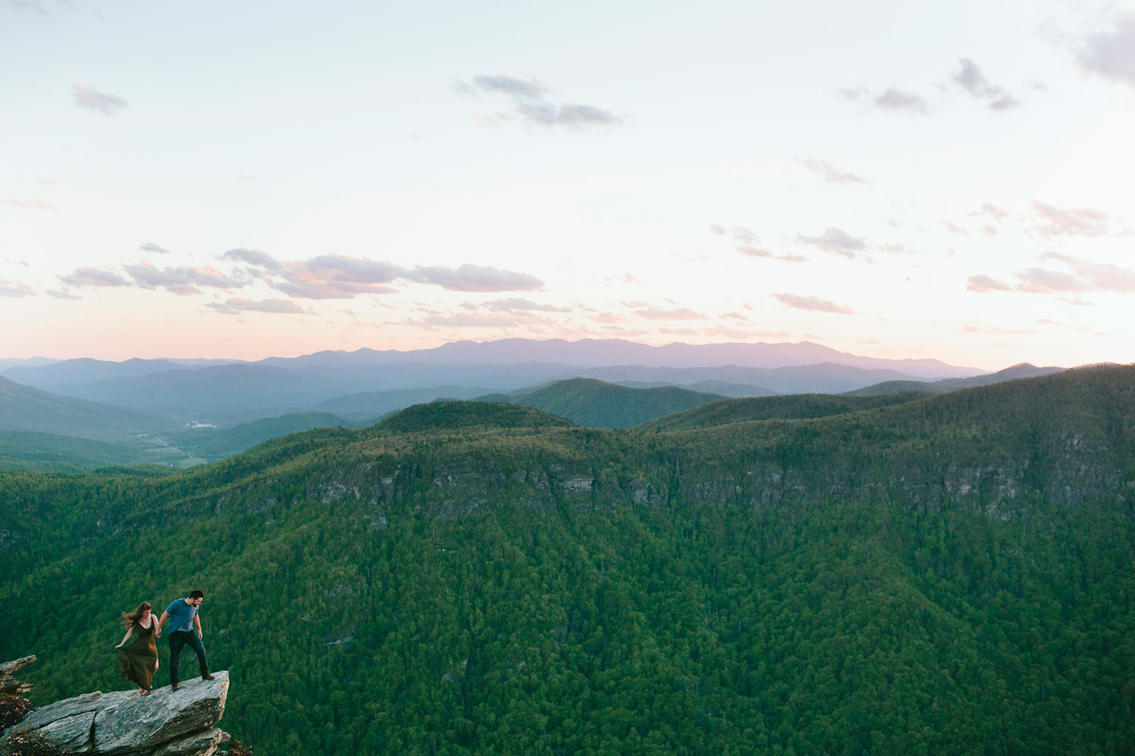 linville gorge photos